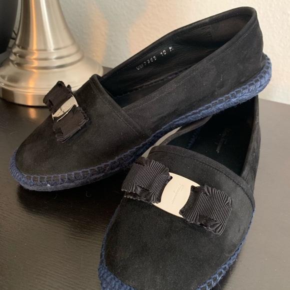 c0c1989ef Salvatore Ferragamo Shoes | Elodie Espadrilles | Poshmark